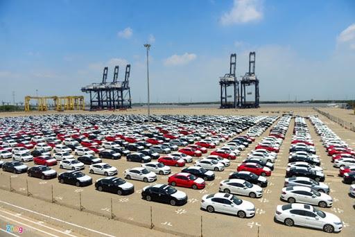 Tháng 6, tổng giá trị xuất nhập khẩu hàng hóa tăng 11%