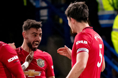 Đội hình tiêu biểu vòng 32 Premier League: M.U, Man City áp đảo