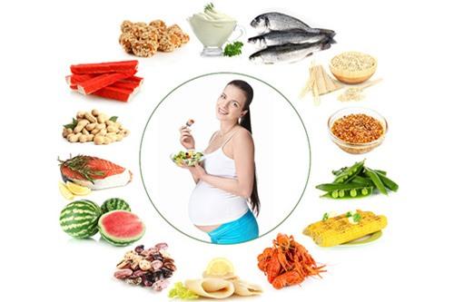10 thực phẩm tăng chất xám cho thai nhi từ trong bụng mẹ - 1