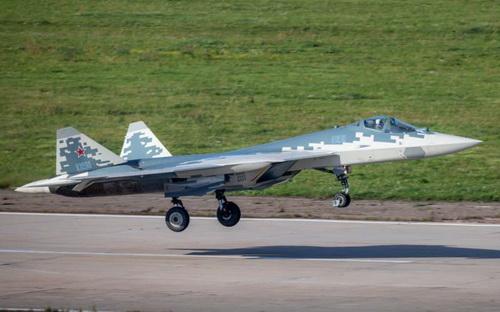 Ấn Độ không muốn chọn Su-57 cho vai trò tiêm kích tàng hình tương lai. Ảnh: Bulgaria Military.
