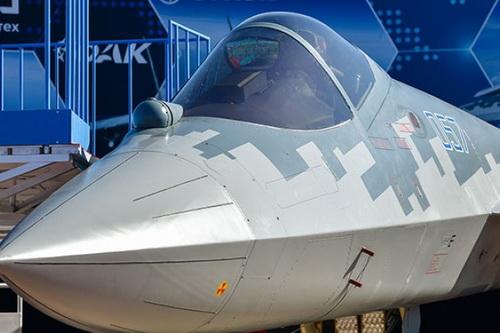 """Nga sắp đưa bản nâng cấp của Su-57 tới Syria """"thử lửa""""?"""
