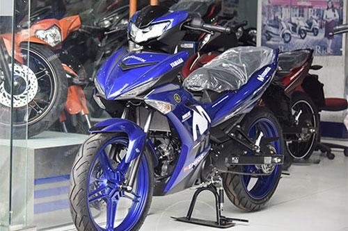 Yamaha Exciter 150 2020 đẹp long lanh giảm giá cực mạnh, quyết 'đè' Honda Winner X, Suzuki Raider