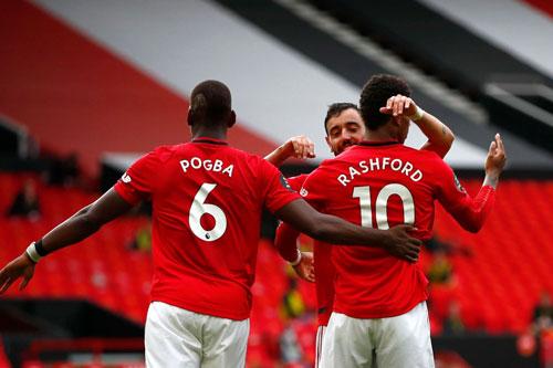 M.U thiết lập hàng loạt kỷ lục 'vô tiền khoáng hậu' sau trận đại thắng Bournemouth