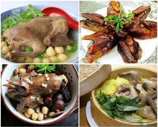 Cách nấu cháo chim bồ câu cực ngon và giàu dinh dưỡng - 1