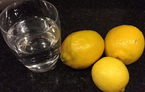 Uống nước chanh đều đặn 1 lần/ngày và kết quả bất ngờ sau 2 tuần
