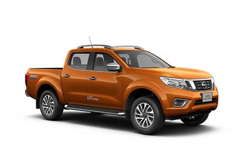 Nissan Navara.