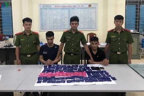 Sơn La: Bắt giữ 4 đối tượng liên quan đến mua bán liên tỉnh hơn 23.000 viên ma túy