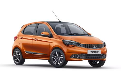 10. Tata Tiago (doanh số: 4.069 chiếc).