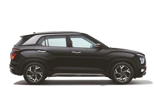 2. Hyundai Creta (doanh số: 7.207 chiếc).