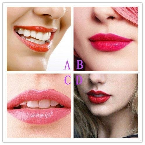 Bạn chọn đôi môi nào?