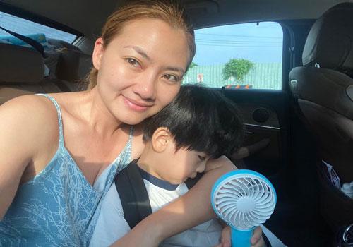 Vì con trai, mẹ đơn thân Ngọc Lan sẵn sàng làm điều mà 10 năm qua chưa từng làm