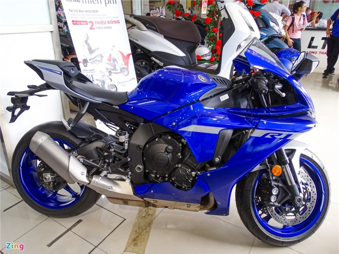 Yamaha YZF-R1 2020.