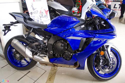 Chi tiết Yamaha YZF-R1 2020 giá từ 729 triệu tại Việt Nam, cạnh tranh với BMW S 1000 RR