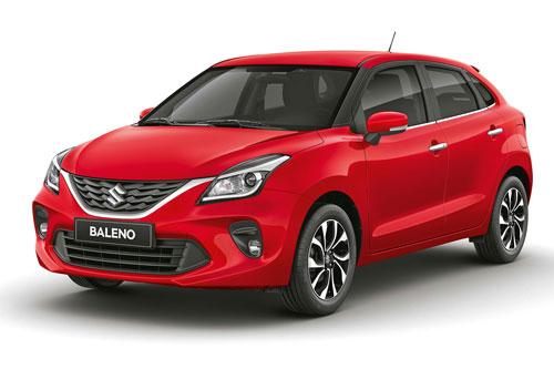 7. Suzuki Baleno (doanh số: 4.300 chiếc).