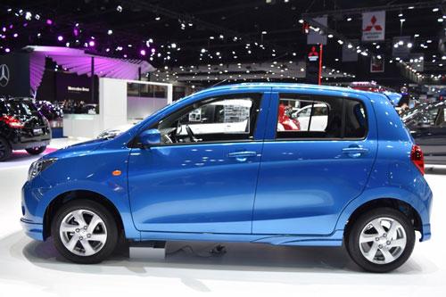 8. Suzuki Celerio (doanh số: 4.145 chiếc).