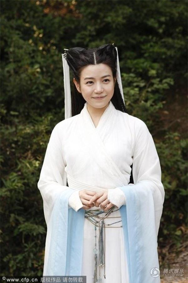 Ba sao nữ Trung Quốc 'diễn xuất tỷ lệ nghịch với nhan sắc' - Ảnh 6