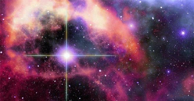 """Hàm lượng sắt trong ngôi sao """"già"""" nhất vũ trụ thấp hơn 1,5 triệu lần so với Mặt Trời. (Ảnh: Futurism)"""