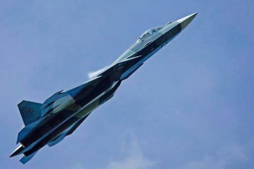 Nga sẽ trang bị cho tiêm kích tàng hình Su-57M Super Sukhoi những vũ khí tốt nhất. Ảnh: TASS.