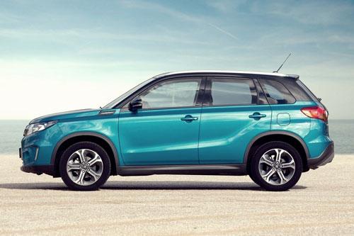 Suzuki áp đảo danh sách ôtô bán chạy nhất tại Ấn Độ