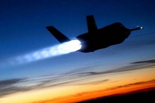 Radar Container của Nga đã ghi nhận hoạt động của máy bay lạ. Ảnh: TASS.