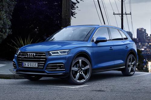 4. Audi Q5 TFSI e.