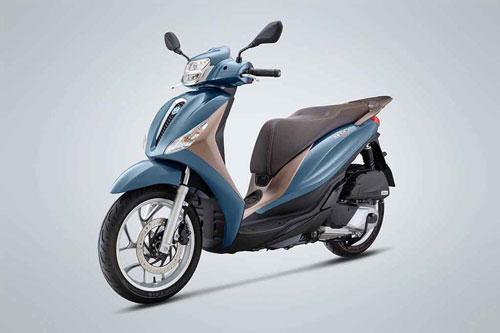 XE HOT (6/7): Bảng giá xe Piaggio tháng 7, Sơn Tùng M-TP đưa xe điện Vinfast và Ford Mustang vào MV mới