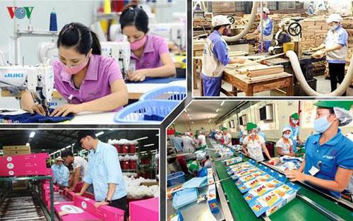 Nhiều doanh nghiệp Việt vẫn đang phải tìm cách vượt khó hậu Covid- 19