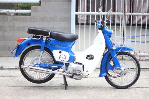 Lifan Vintage 110cc.