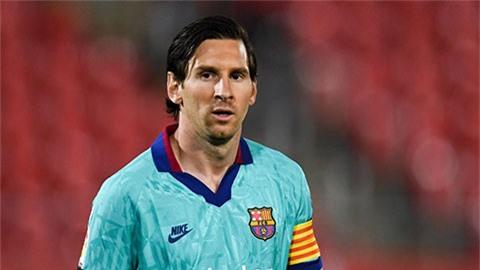 Messi viết nên kỷ lục mới ở La Liga