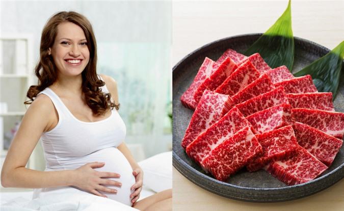 Thực phẩm giúp thai nhi thông minh từ trong bụng mẹ