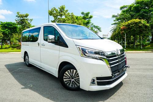 Bảng giá xe Toyota tháng 7/2020: Ưu đãi hấp dẫn, thêm 3 sản phẩm mới