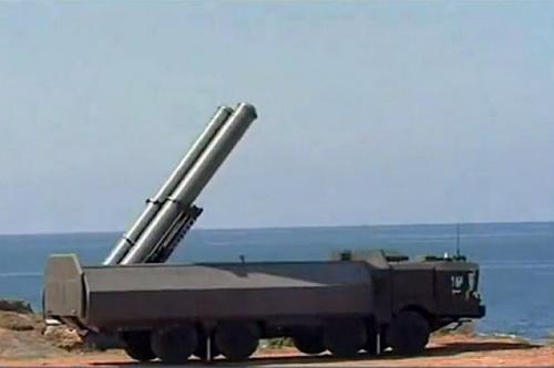 Hệ thống tên lửa phòng thủ bờ biển K-300P Bastion-P.