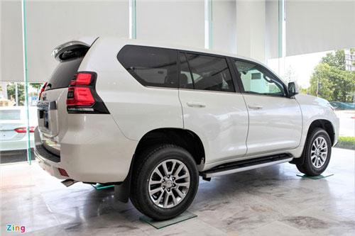 Toyota Land Cruiser Prado 2020. Ảnh: Zing.