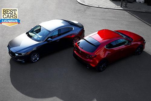 """Mazda lần thứ 5 liên tiếp đoạt giải thưởng """"Thương hiệu xe hơi tốt nhất"""""""