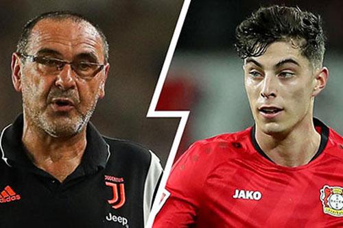 Muốn có Jorginho, Sarri có thể giúp đội bóng cũ chiêu mộ Havertz
