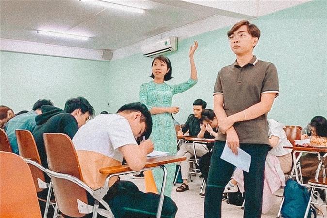 Minh Dự làm trợ giảng Đại học Văn Hiến