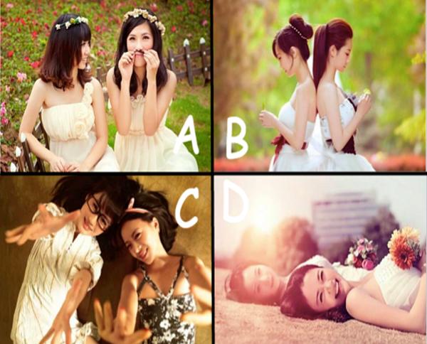 Theo bạn cặp bạn thân nào thân thiết nhất?