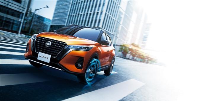 Nissan Kicks 2021 ra mat thi truong Nhat Ban anh 4