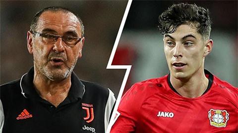 Muốn có Jorginho, Sarri có thể giúp đội bóng cũ Chelsea chiêu mộ Havetz