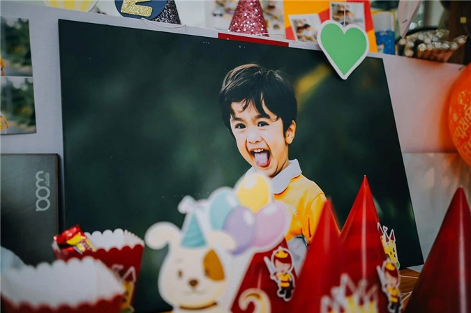 Nguyệt Ánh và chồng Ấn Độ tổ chức sinh nhật cho con trai - 12