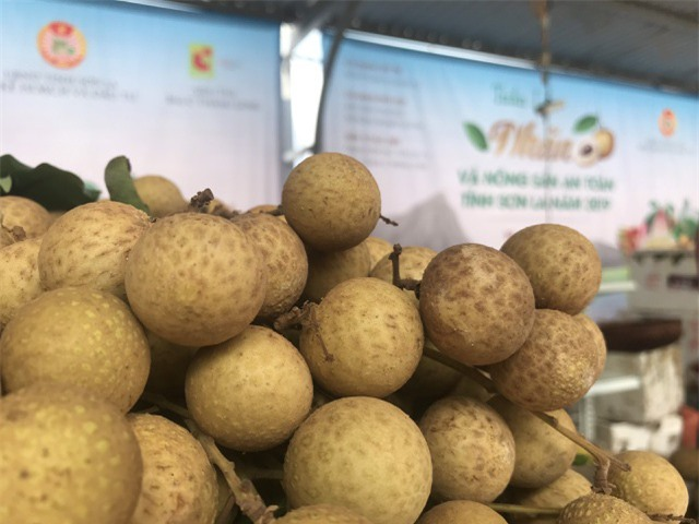 Sơn La sẽ xuất khẩu 9 triệu USD sản phẩm nhãn trong năm 2020 - Ảnh 1.