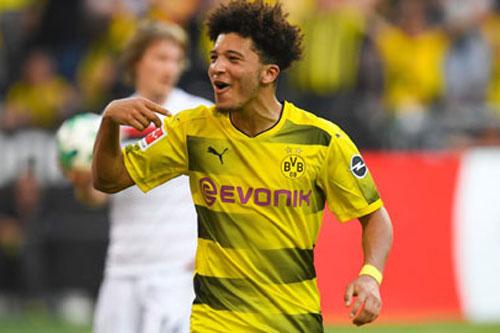 """Dortmund ra """"tối hậu thư"""" cho M.U vụ Sancho"""