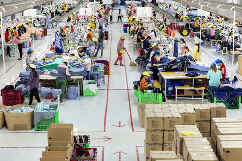 Kinh tế Việt Nam là điểm sáng của khu vực châu Á - Thái Bình Dương