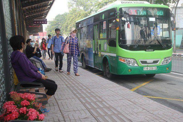 Xe buýt TPHCM nguy cơ dừng hoạt động vì... hết tiền?
