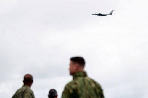 Máy bay quân sự Nga làm náo loạn cuộc tập trận của NATO