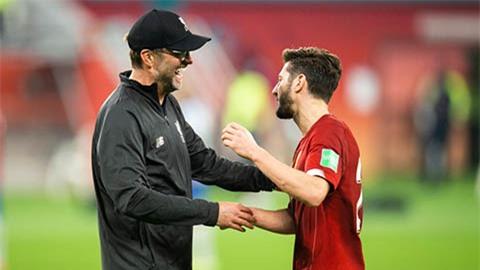 Klopp hứa không sử dụng 'huyền thoại' của Liverpool trong phần còn lại của mùa giải 2019/20
