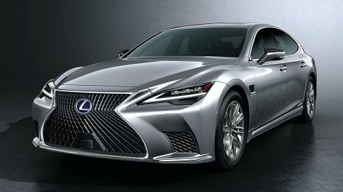 2021 Lexus LS ra mắt, vẻ ngoài bóng bẩy, kết hợp sự thoải mái và công nghệ hiện đại