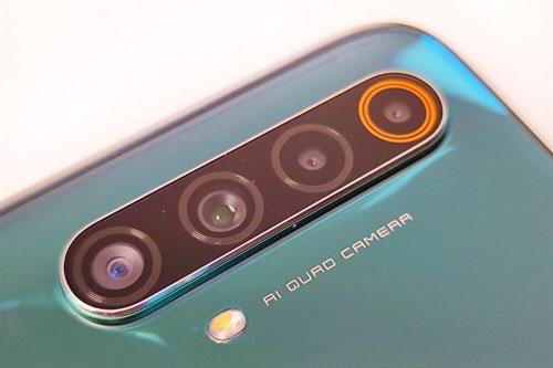 Realme trình làng smartphone chip S765G, RAM 8 GB, pin sạc siêu tốc, giá hơn 9 triệu
