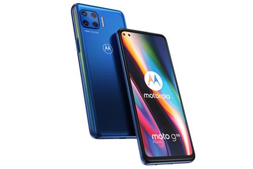 Motorola Moto G 5G Plus có kích thước lần lượt là 168x74x9 mm, cân nặng 207 g.