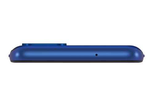 Nhờ được sơn phủ lớp nano nên Moto G 5G Plus có khả năng kháng nước nhẹ.